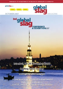 Global Slag Magazine - October 2007