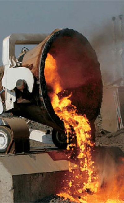 Slag Metal Scraps : Harsco signs mill services deals worth us m in china